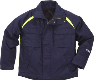 Fristads Flame Winter Jacket 4032 FLI (Dark Navy)